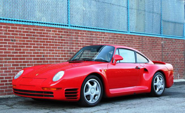 Porsche 960 Supercar Due in Late 2015