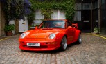 Rare Porsche 993 GT2 Club Sports – Retro Resale