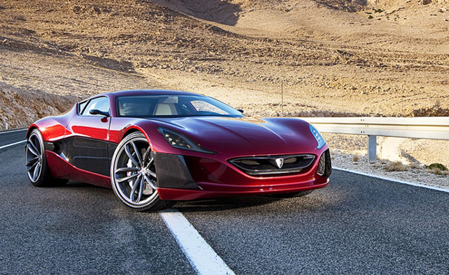 Rimac Concept One Open for Order: Production Limited to 88
