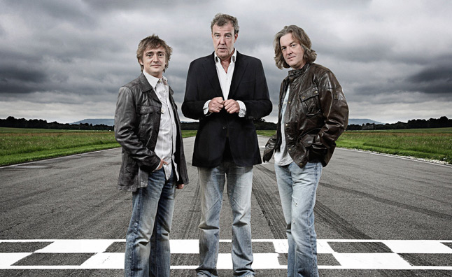 Jeremy Clarkson Confirms No Top Gear Until 2013