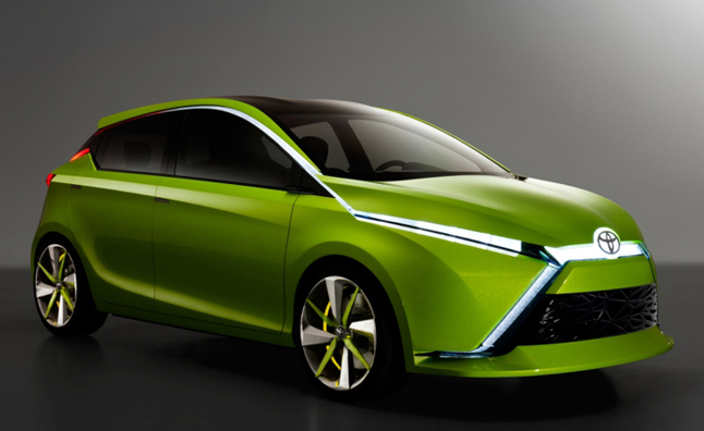 Toyota to Focus on Unexpected Designs