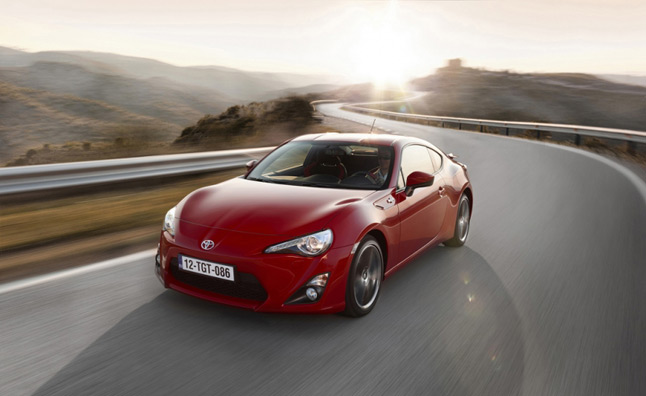 2013 Toyota GT 86 New Photos: Mega Gallery