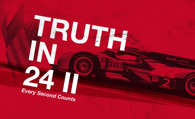 Audi Truth in 24 II: Every Second Counts Now Free on iTunes