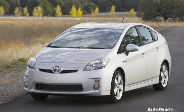 Prius Earns First 5-Star Rating in Uber-German EcoTest