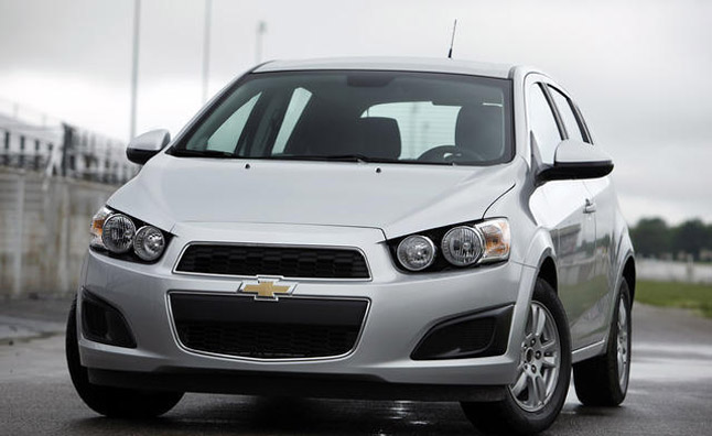 Chevy Spark, Sonic Will be First to Get SIRI Integration