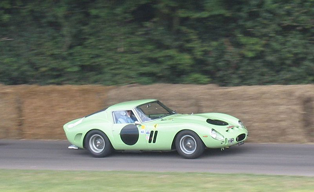 1962 Ferrari 250 GTO Becomes World's Most Expensive Car