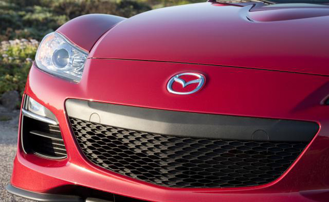 Mazda Will Continue to Develop Rotary Engines