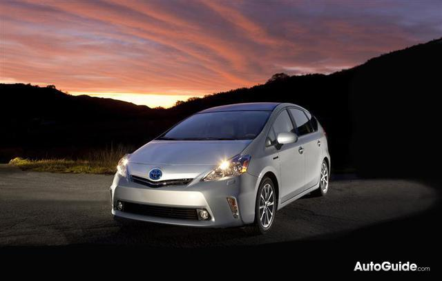 Toyota 'Exit the Highway' Campaign Offers Chance at Free Prius V