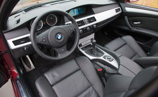 BMW M5 to Lose Manual Transmission Next Time Around