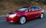 2013 Buick Verano Offers New Safety Features