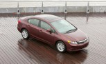 2012 Honda Civic Recalled for Possible Driveshaft Separation: 50,000 Units Affected