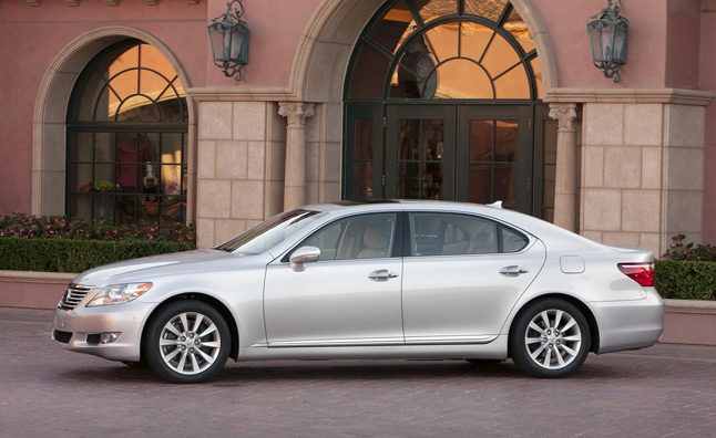 2013 Lexus LS to Boast New Look, Perhaps New Engines