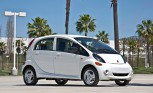 Mitsubishi i MiEV Falls Short of Competition Crash Rating