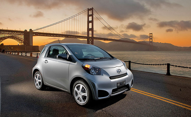 Scion iQ Slammed in Consumer Reports Ratings