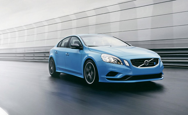 Volvo S60 Polestar Performance Concept Packs 508-HP