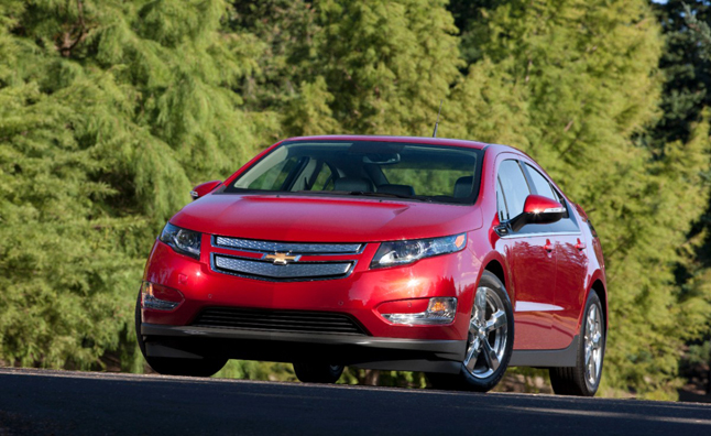 2013 Chevy Volt Gets Electric Range Boost to 38 Miles