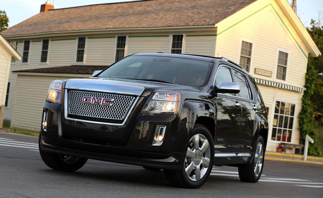 2013 GMC Terrain Does 0-60 in 6.7 Seconds