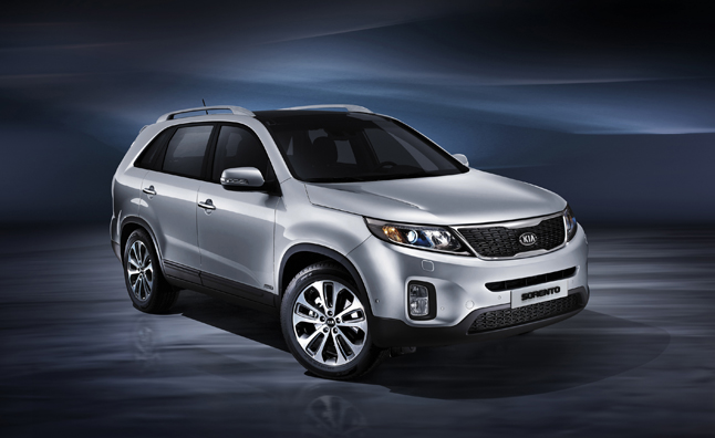 2014 Kia Sorento First Korean Commercial Released