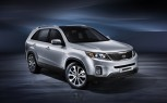 2014 Kia Sorento Revealed With Refreshed Looks, All-New Chassis