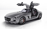 2013 Mercedes SLS AMG GT Revealed With 583-HP