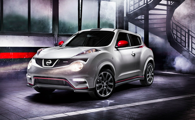 Nissan Juke NISMO to Appear During Le Mans 24 Hours