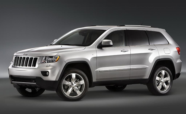2013 Jeep Grand Cherokee Cut Short for Diesel in 2014