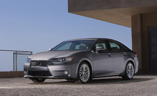 Lexus ES North American Production a Possibility