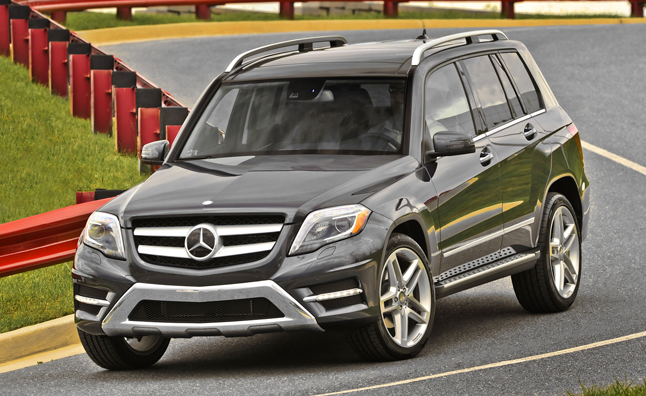 2013 Mercedes GLK Hits US Roads With New Safety Features