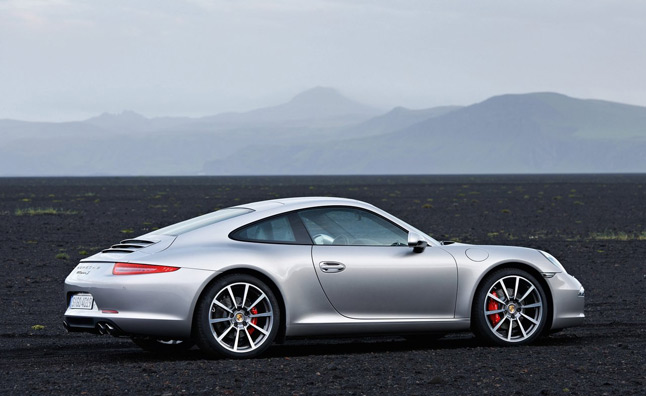 Porsche 911 Gets Gold in J.D. Power Initial Quality Study