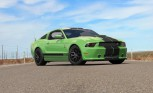2013 Shelby GT350 Gets Minor Styling Changes, New Color Choices
