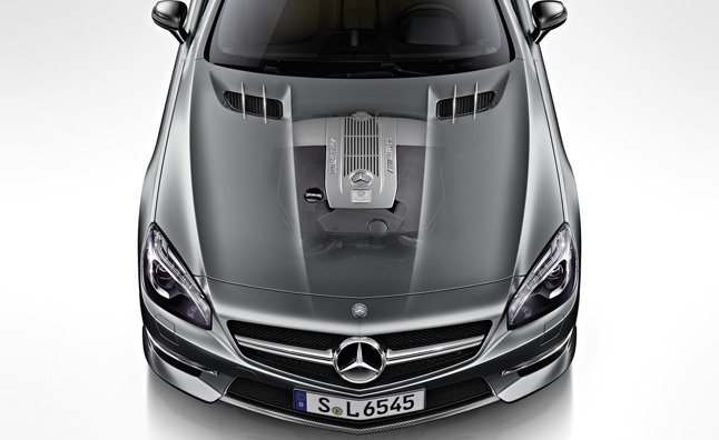 Mercedes SL65 45th Anniversary Edition Video Released