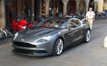 2014 Aston Martin Vanquish Fully Revealed in Spy Photos