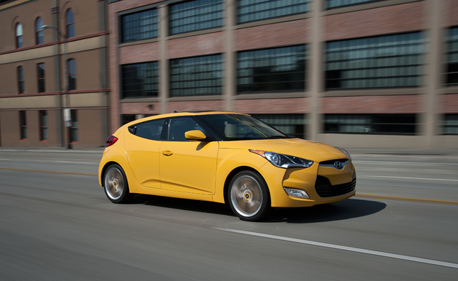 New Hyundai Veloster Model To Debut at 2014 Chicago Auto Show