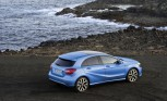 Mercedes A-Class Features Highlighted in Video