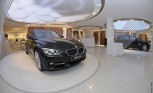 BMW Store in Paris Marks New Direction for Brand