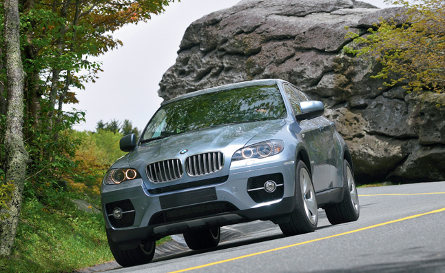 BMW X5 and X6 Recalled For Leaking Power Steering Fluid