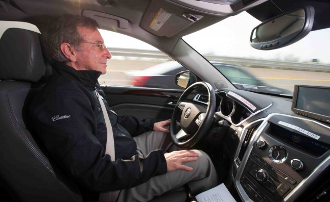 Cadillac 'SuperCruise' Hands-Free Driving Coming Sooner than Expected