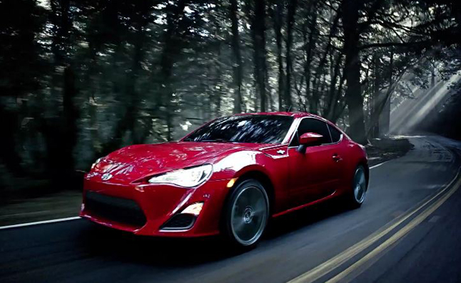 Scion FR-S is 'Bringing Sport Back' in New Commercial