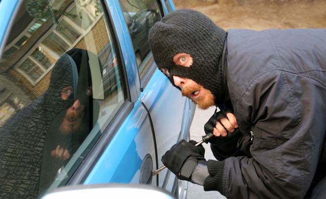 Auto Theft Rates Continue to Decline in America