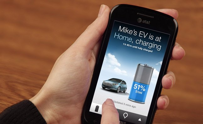 Ford Focus Electric MyFord Mobile App Now Available