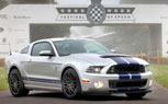Ford Mustang GT500 to Run Goodwood Hill Climb in Honor of Carroll Shelby