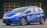 Honda Fit EV Gets Record 118 MPGe
