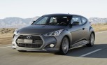 Veloster Turbo Matte Gray Paint Will be a Hit Says Exec