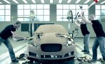 Watch a Jaguar Get Hacked Up by Axe-Wielding Designers