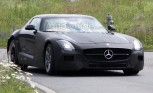 Mercedes SLC AMG Spy Photos Show 911 Fighter