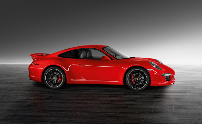 911 Carrera S Gets a Power Boost Kit From Porsche Exclusive