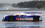 Toyota TS-030 Race Cars Get New Livery, Place 4th and 5th in Le Mans Testing