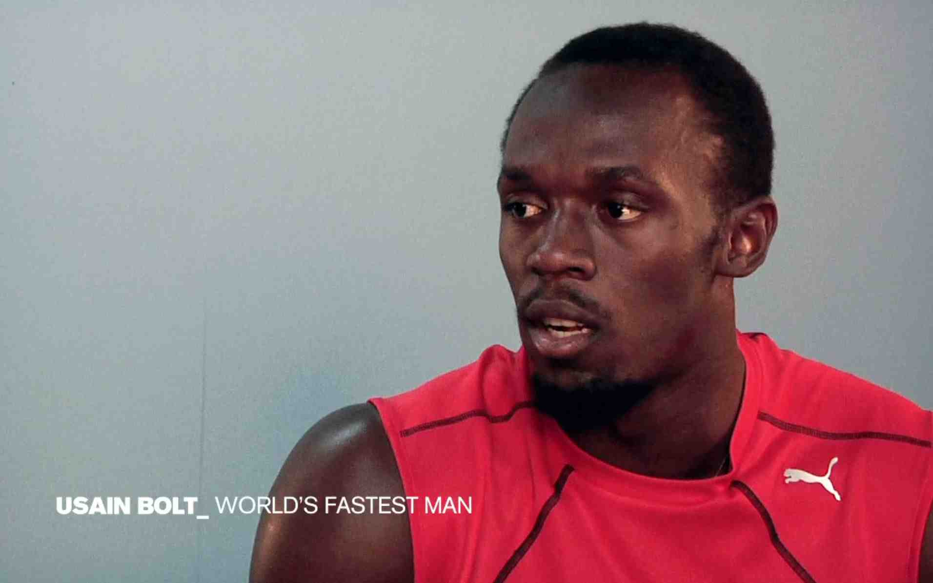 Usain Bolt and Nissan GT-R Team up for New Marketing Campaign