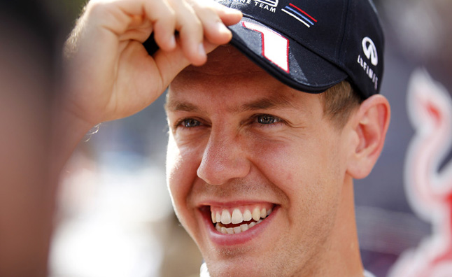 Sebastian Vettel Will be First to Drive New Jersey F1 Circuit