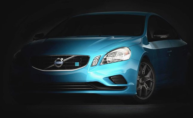 Volvo Teases S60 Polestar High Performance Edition